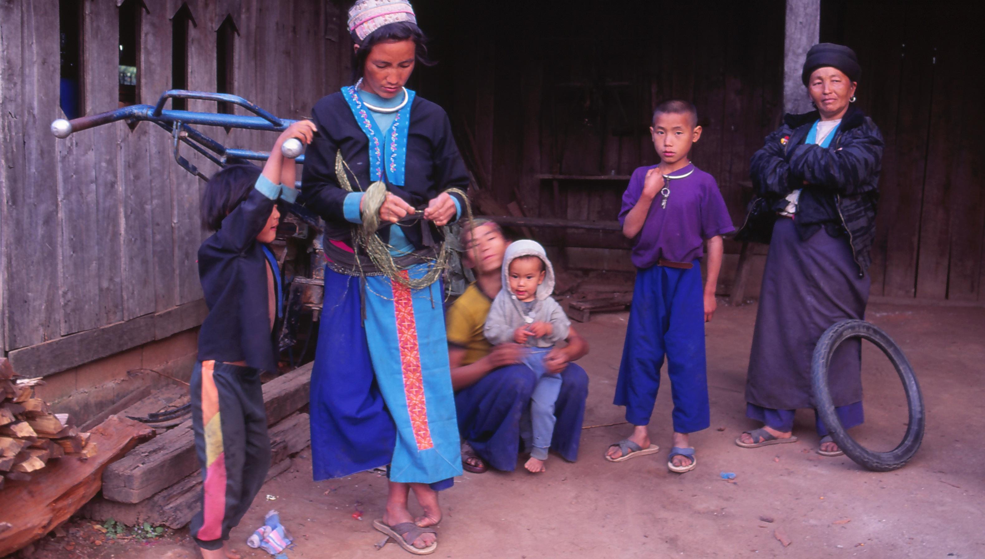 8回目タイの民族